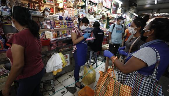 Contagios por el desorden en los mercados han agravado la crisis. (Foto: César Campos)