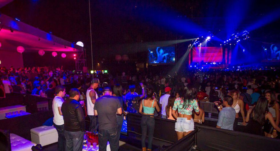 Steve Aoki y una noche delirante en Lima (CRÓNICA) - 5