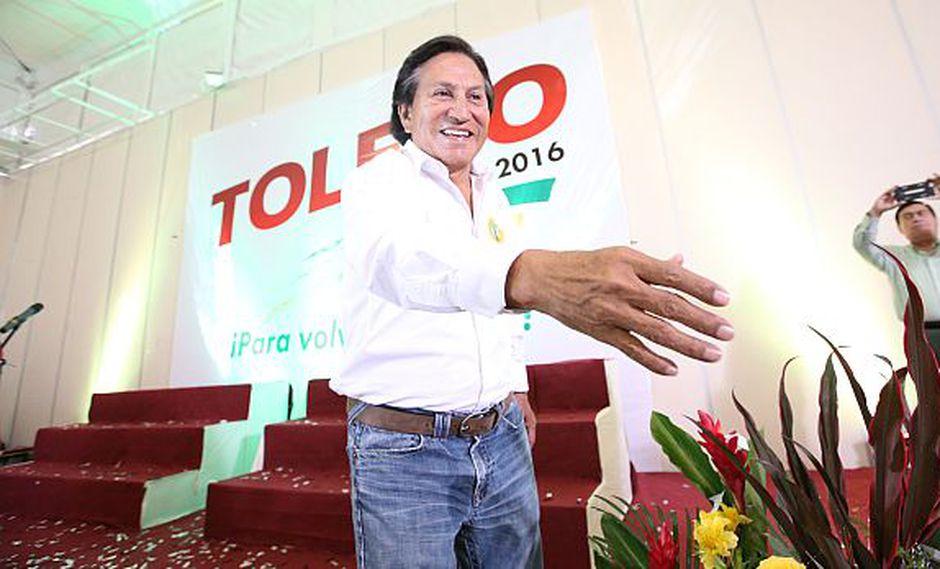 Alejandro Toledo aclara que es profesor visitante en Stanford