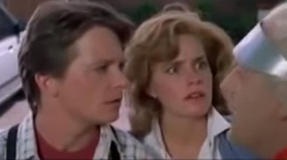 """La historia detrás de la primera novia de 'Marty McFly' en """"Volver al futuro """""""