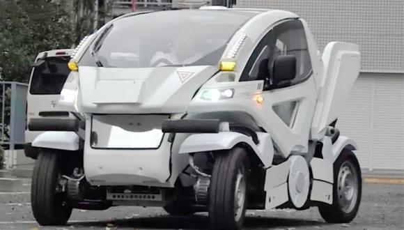 El Earth-1 tiene un precio estimado de 70.494 dólares, similar a un lujoso sedán Lexus. (Foto: Asia Nikkei)