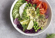 #YoMeQuedoEnCasa: 5 ensaladas para complementar tu entrenamiento