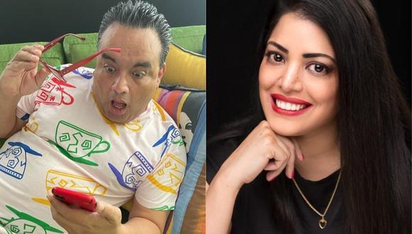 """Jorge Benavides ofreció una entrevista al programa """"Magaly TV, la firme"""" y habló sobre las declaraciones de Clara Seminara. (Foto: @jbjorgebenavides/@claraseminara)"""