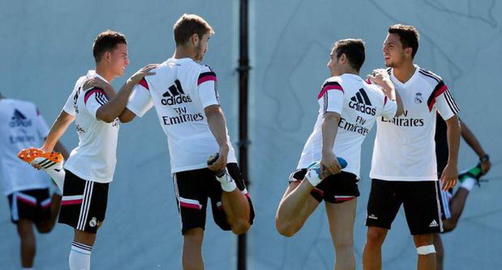 Zidane entrenó a Cristian Benavente en el Real Madrid Castilla - 1