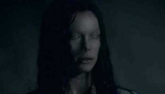"""Kate Siegel interpreta a Viola y a la Dama del lago en """"La maldición de Bly Manor"""" (Foto: Netflix)"""