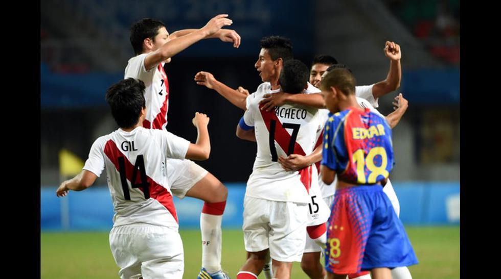 Nanjing 2014: las mejores imágenes del pase de Perú a la final - 1