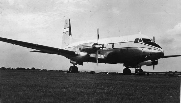 Desde que realizó su primer vuelo en el Perú en 1928, la compañía Faucett imaginó hacer aviones aquí, en sus propios talleres. La aviación comercial en el país dio un paso importante en octubre de 1934, cuando construyó internamente el primer avión comercial del continente. Imagen de un avión Faucett referencial (Foto: GEC Archivo Histórico)