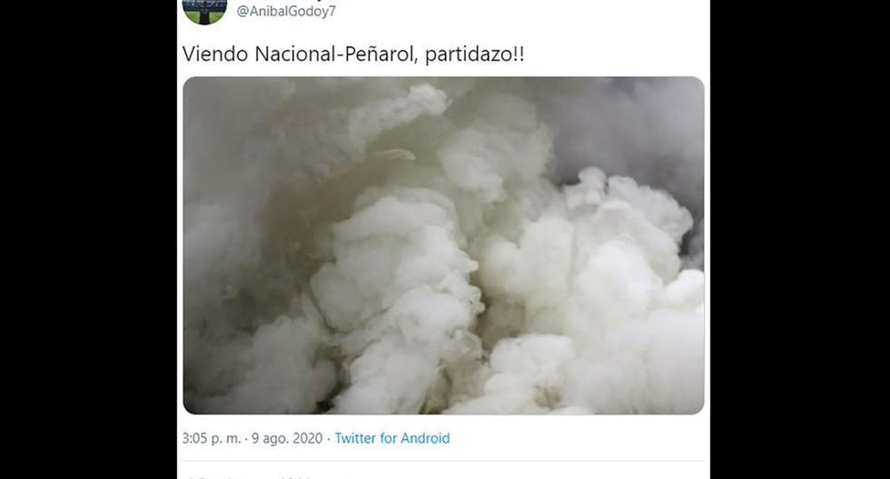 Los mejores memes del Nacional vs. Peñarol. (Foto: Twitter)
