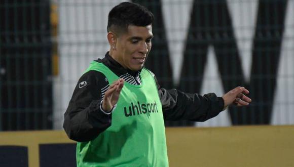 Paolo Hurtado es jugador de Lokomotiv Plovdiv desde febrero del 2021. (Foto: Lokomotiv Plovdiv)