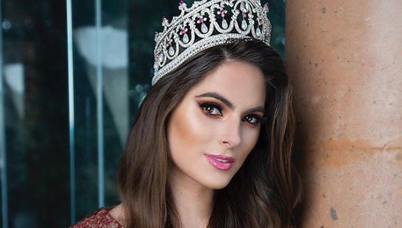 Sofía Aragón, Miss México 2019 ha salido a los medios de comunicación a desmentir que se había intentado autoeliminar a causa de la depresión (Foto: Instagram)