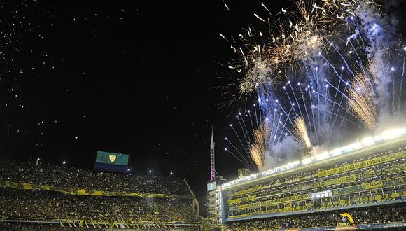 Lionel Messi jugó en La Bombonera por Eliminatorias Sudamericana y quedó impactado con el estadio (Foto: Boca Juniors)
