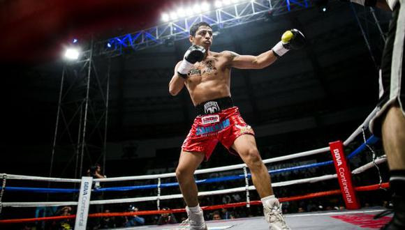 Maicelo pelea mañana: de ganar iría por el título mundial