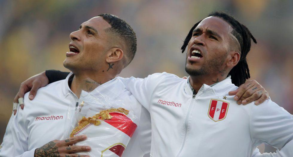 Perú vs. Brasil: el histórico momento del himno nacional en el Maracaná   VIDEO. (Foto: AFP)