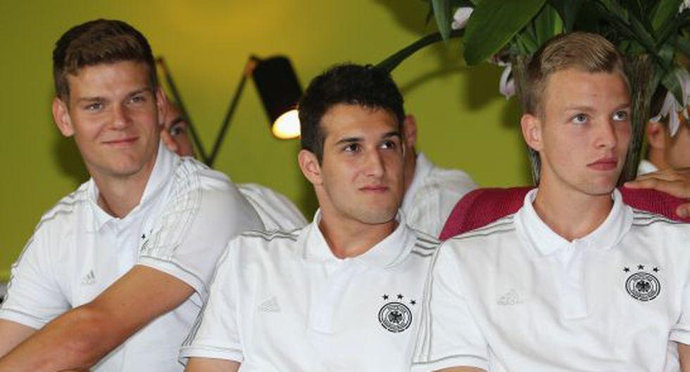 El futuro del fútbol alemán, tan brillante como el presente