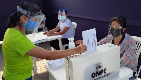 De acuerdo con el padrón electoral elaborado por el Reniec y aprobado por el Jurado Nacional de Elecciones (JNE), han sido habilitados 25.287.954 peruanos para participar en los comicios. (Foto: GEC)