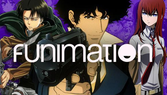 Los usuarios ya pueden registrarse en el sitio para acceder al contenido de Funimation con una prueba gratuita de hasta dos semanas (Foto: Funimation México)