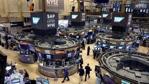 """""""Los inversionistas probablemente deberían plantearse abordar el 2020 con mayor cautela"""", opina Saint-Georges.  (Foto: AP)"""