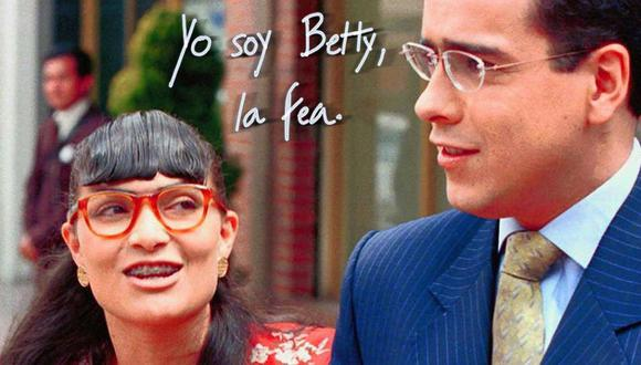 """""""Yo soy Betty, la fea"""" es protagonizada por Ana María Orozco y Jorge Enrique Abello, con las participaciones antagónicas de Natalia Ramírez, Lorna Paz, Luis Mesa y Julián Arango. (Foto: RCN)"""