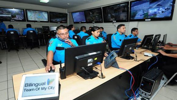 Extranjeros en Miraflores colaboran con seguridad ciudadana