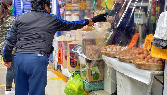 El Mercado Minorista N° 1 atiende a los compradores de 6 a.m. a 1 p.m. de lunes a sábado.  (Foto: Municipalidad de Lima)