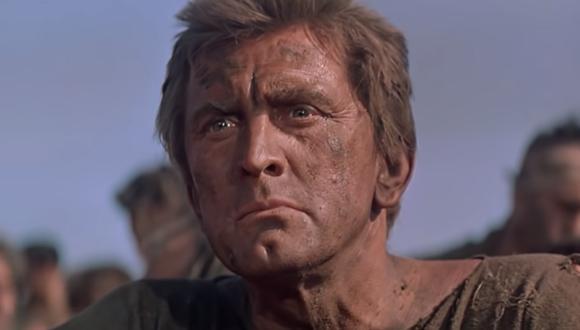 La familia del actor Kirk Douglas hizo pública la noticia al enviar comunicado a los medios de comunicación estadounidenses. (Captura de pantalla)