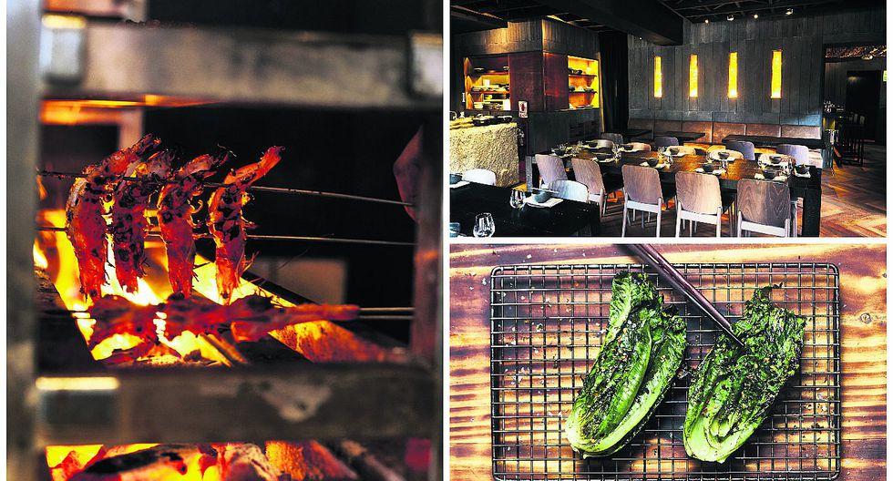 Dondoh, nace de la fusión de Osaka y Osso. El restaurante es el primer robata grill japonés de Lima.