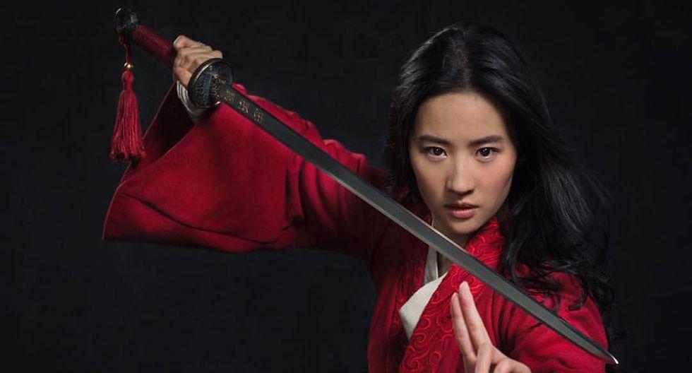 Liu Yifei es la actriz que dará vida a la guerrera Hua Mulan en la cinta live action de Disney. (Foto: IG/ @mulan)