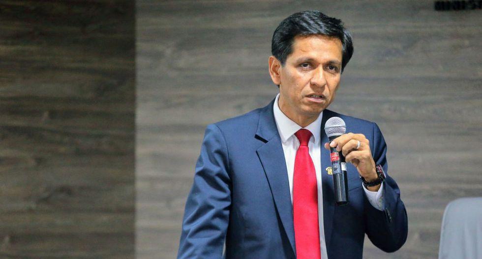 El ministro Jorge Meléndez renunció tras permanecer poco más de tres semanas en el cargo. (Foto: Andina)
