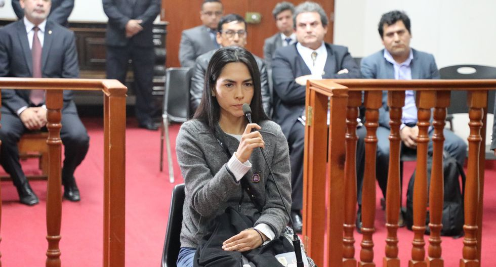 Dictan cuatro meses de prisión preventiva para Melisa Gonzáles, la economista que atroeplló y mató a dos jóvenes en Javier Prado. (Poder Judicial)