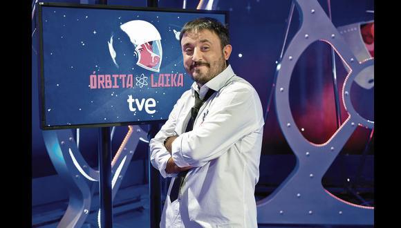"""Martínez es redactor jefe de """"Next"""", la sección de ciencia de voxpopuli.com"""