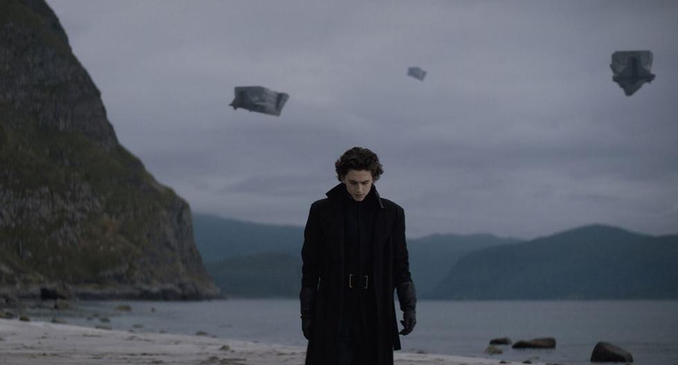Timothée Chalamet interpretará  a Paul Atreides, el iconico personaje del libro de ciencia ficción. (/Vanity Fair)