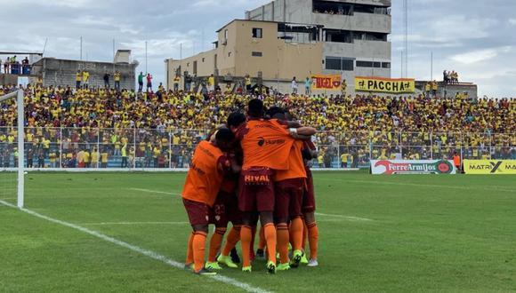 Barcelona vapuleó 3-0 a Fuerza Amarilla por la Serie A de Ecuador. | Foto: Barcelona SC