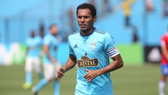 Sporting Cristal no le renovó contrato como jugador a Carlos Lobatón esta temporada.