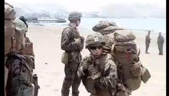 Venezuela: La verdad tras el supuesto desembarco de tropas de Estados Unidos en La Guajira, Colombia.