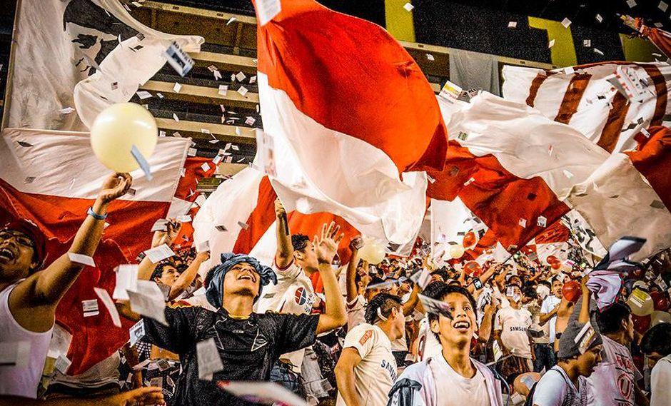 Mininter autoriza banderolas en el Universitario vs. Cristal (Foto: Trinchera Norte)
