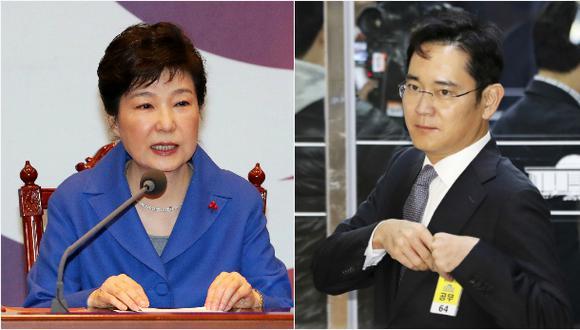 Los nexos de Samsung con la red de corrupción surcoreana