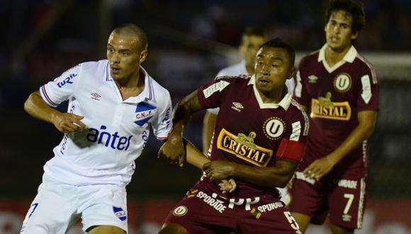 Universitario cayó 2-0 ante Emelec en Guayaquil