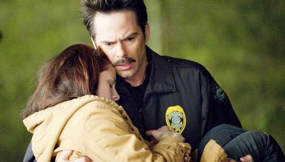 Charlie fue testigo de los altibajos de la relación de Bella con Edward, pero nunca supo que Edward y su familia no eran humanos (Foto: Summit Entertainment)