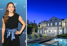 Conoce la nueva mansión de soltera de Jennifer Garner | FOTOS