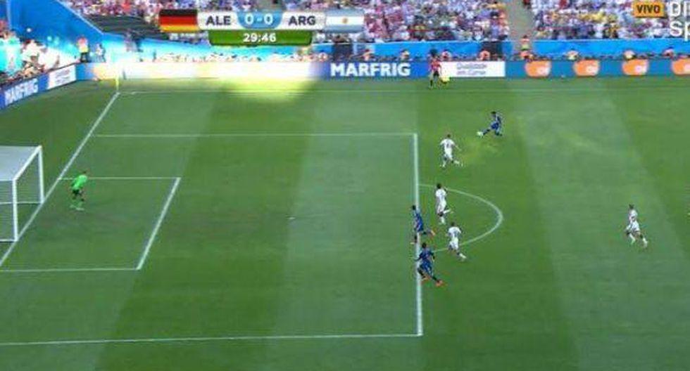 Higuaín anotó, pero fue anulado por posición adelantada - 2