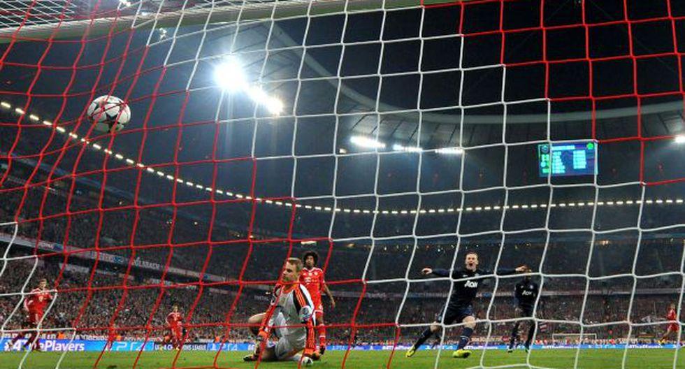 Top 5: Análisis de los mejores del Bayern vs. Manchester - 5