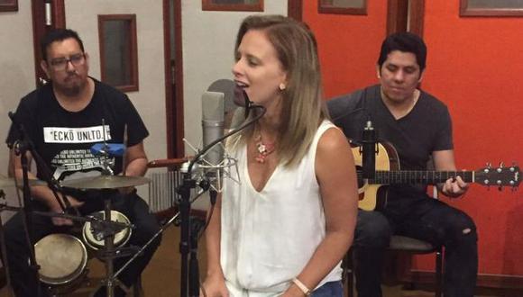 "Rossana Fernández Maldonado interpreta ""Corazón mío"" en versión bachata. (Foto: Difusión)"