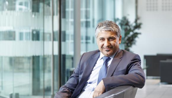 Experto mundial en la cadena logística en de la era digital, Amar Ramudhin,  llegó a Lima para dictar diplomado.