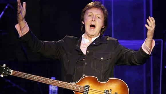 El legendario músico Paul McCartney fue una víctima más de la delincuencia. (Foto: EFE)