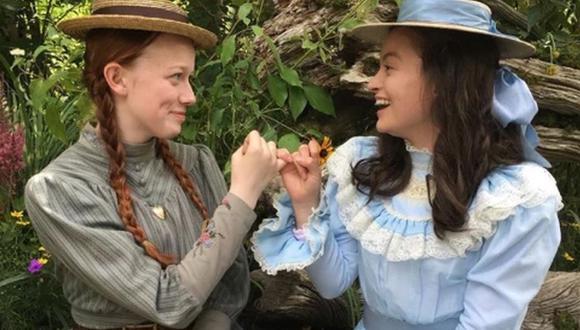 """A lo largo de sus tres temporadas, """"Anne with an E"""" muestra las amistades surgidas entre los personajes (Foto: netflix)"""