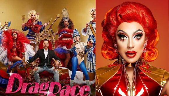 "Envy Peru es el primer drag queen peruano en concursar en el reality ""Drag Race Holland"". (Foto: @missenvyperu)"