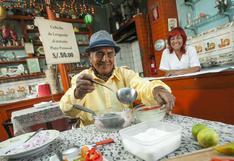 """""""Dios inventó el cebiche, yo lo perfeccioné"""": el adiós a Pedro Solari, gran maestro del plato de bandera"""
