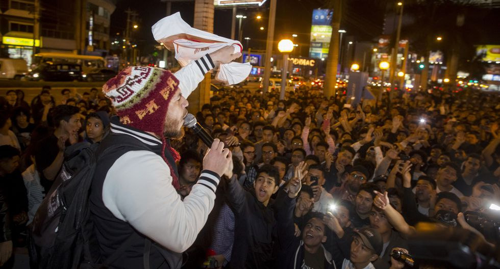 "Misionero: ""En Perú me siento Mick Jagger"". (Foto: Red Bull Content Pool)"