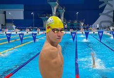 La historia de Abbas Karimi, el nadador paralímpico que huyó de Afganistán y luchará por el oro en Tokio 2020