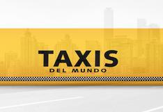 Taxis del mundo: un paseo histórico por las ciudades más importantes del planeta